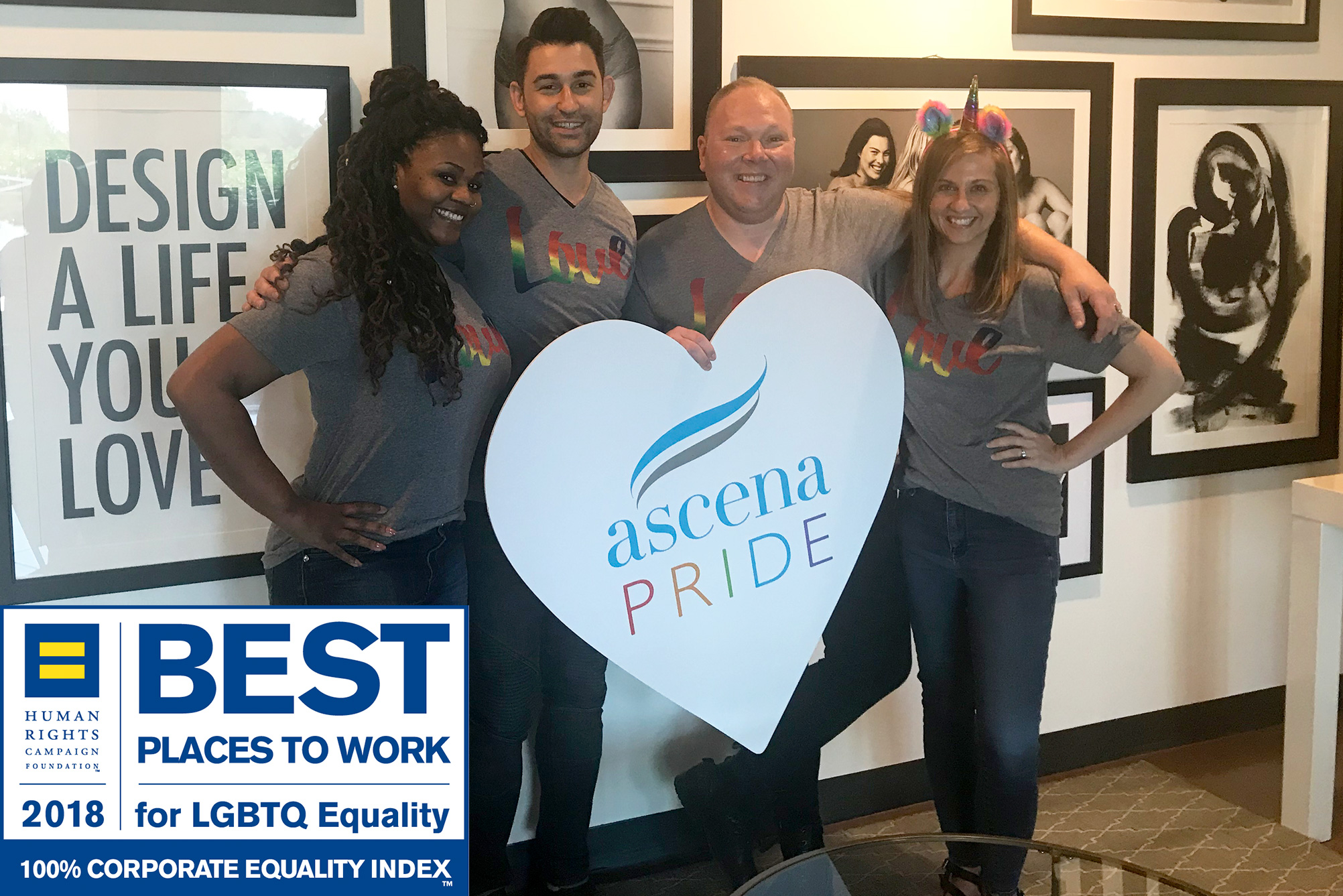 BEST Places to Work for LGBTQ