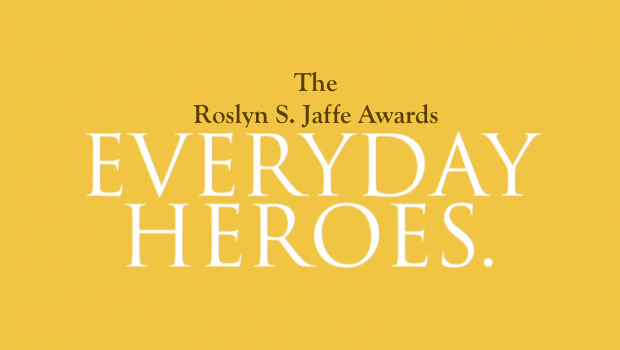 Nominations Open for The Roslyn S. Jaffe Awards
