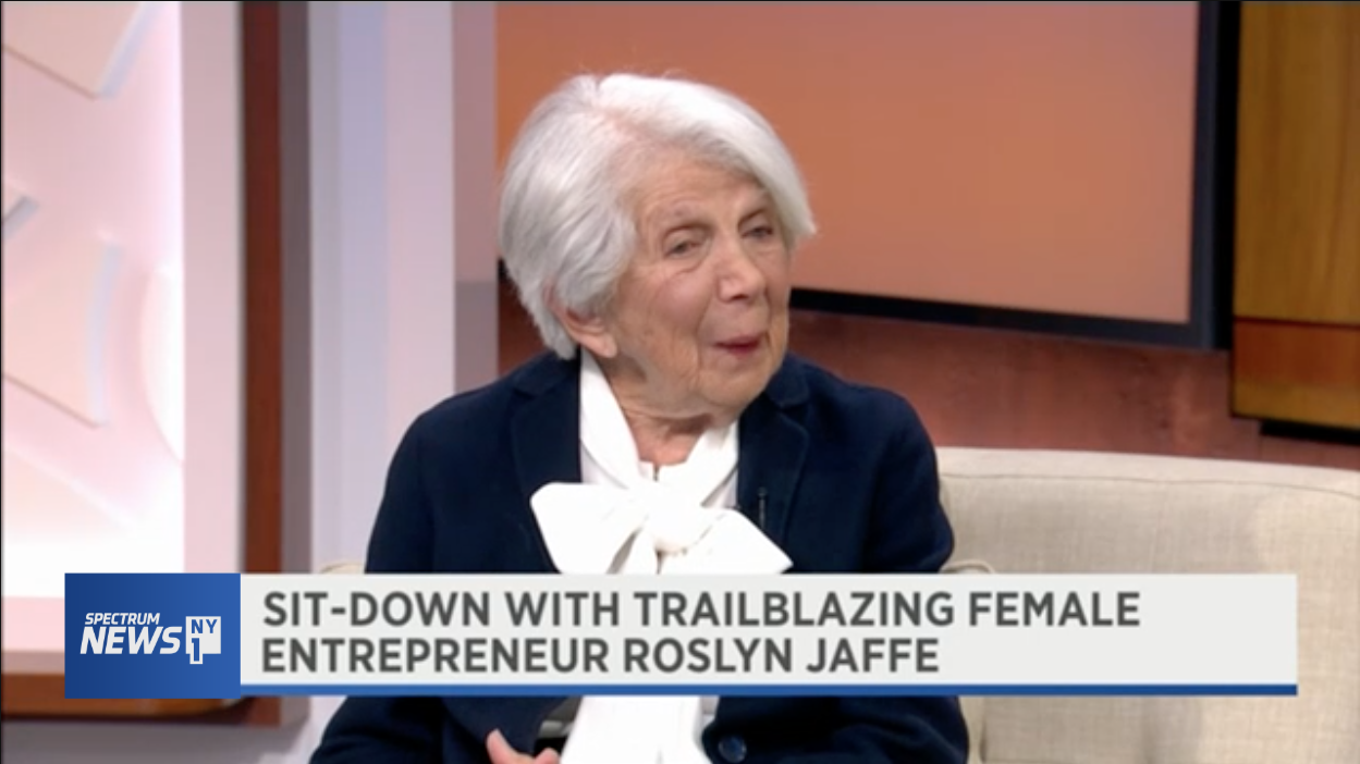 Dress Barn Founder Roslyn Jaffe on Being a Business Trailblazer