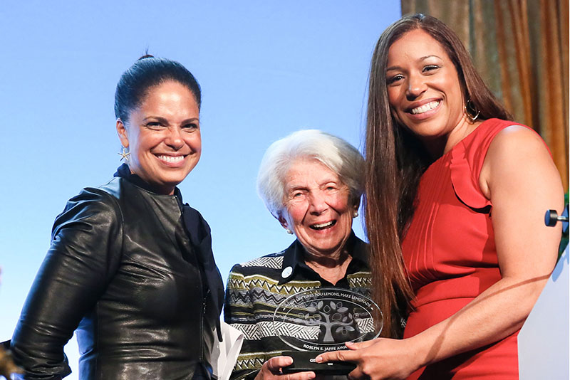 Roslyn S. Jaffe Awards 2018 Grand Prize Winner - Generation Hope